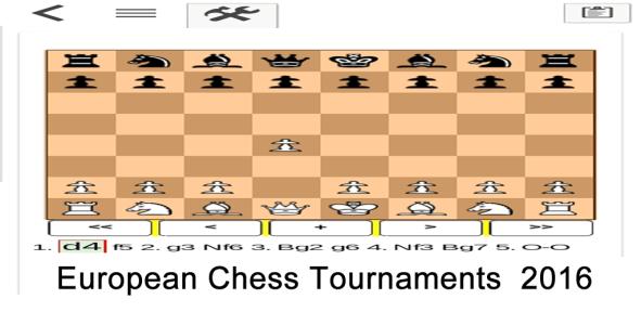 chess tournaments app
