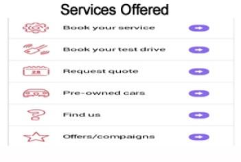 auto dealershiip app services