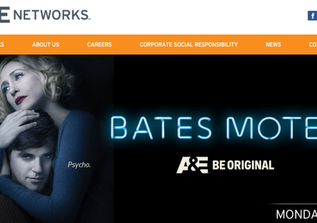 AOL Makes Programmatic Ad Deal With A+E Networks