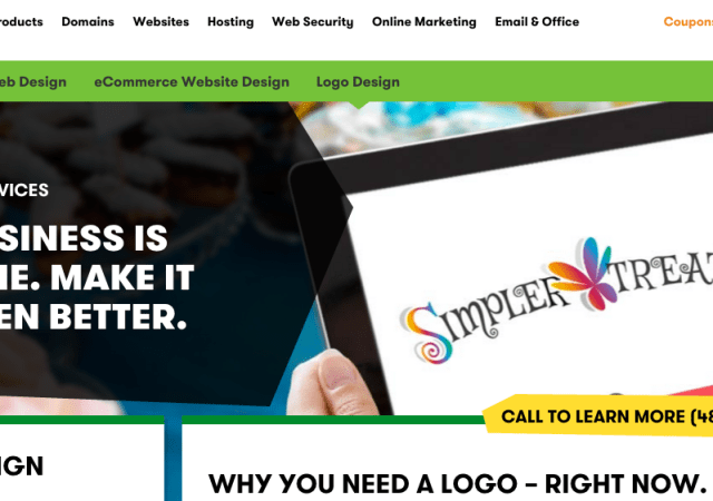 GoDaddy Adds Logo Design To Small Business Services