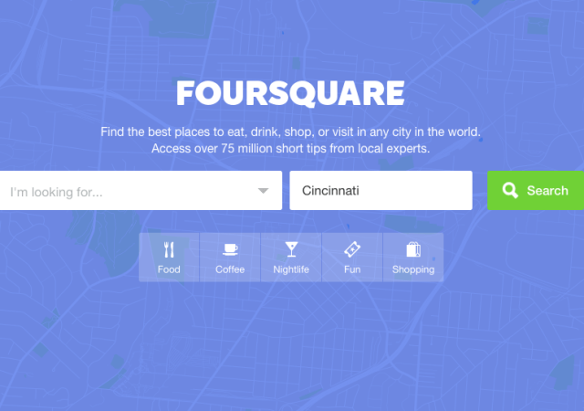 Foursquare Names Jeff Glueck CEO As Dennis Crowley Changes Roles