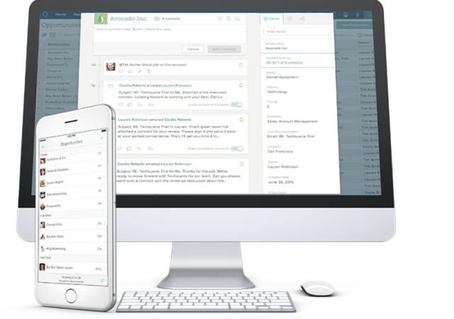 Salesforce Announces Global Launch of SalesforceIQ CRM for Small Businesses