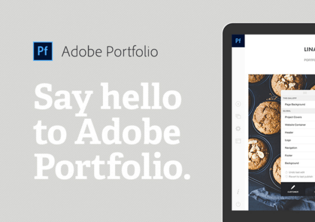 Adobe Launches New Quick Website Building Tool 'Portfolio'