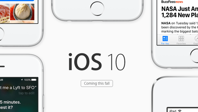 Apple: Biggest Release Ever Of iOS