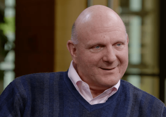 "Ballmer Says Satya Nadella is Taking Microsoft ""To Infinity and Beyond"""