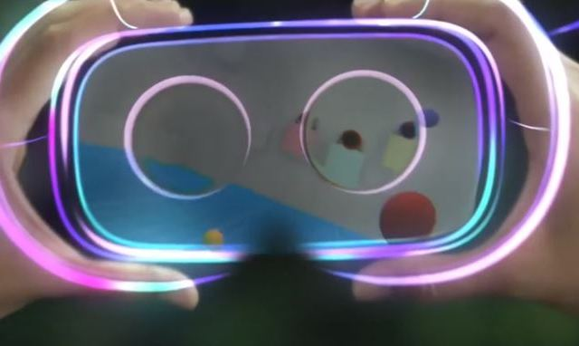 Google Unveils Standalone VR Headset to Rival Oculus Rift