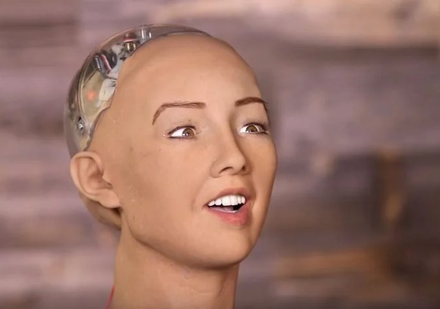 Humanoid Robot 'Sophia' Granted Citizenship in Saudi Arabia, Has More Rights Than Nation's Women