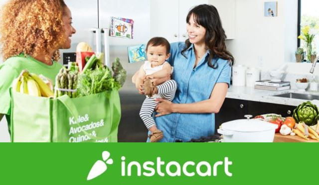Instacart Gets Ready to Take on Amazon, Grocery Delivery Service Raises $200M
