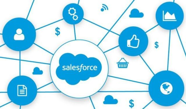 Salesforce is Working on a Blockchain Product, Could Be Released at Dreamforce 2018