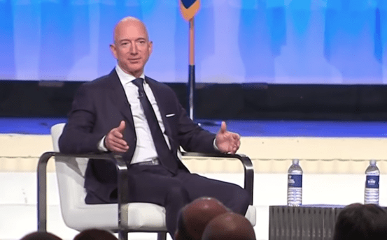 Jeff Bezos: Experimentation is Key to Invention
