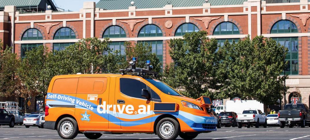 Drive.AI Launches Free Self-Driving Car Service in Arlington, Texas
