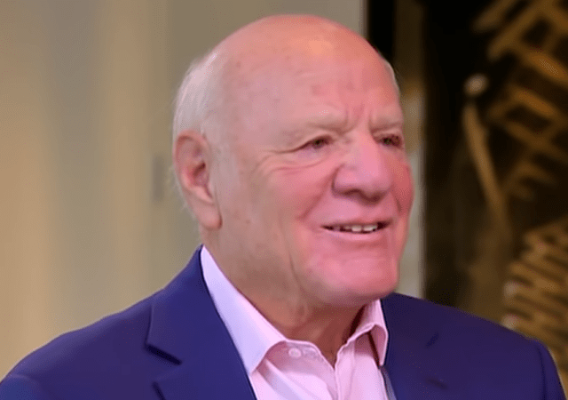 Barry Diller on the Internet Revolution: Really Young, Truly Radical, Very Troubled