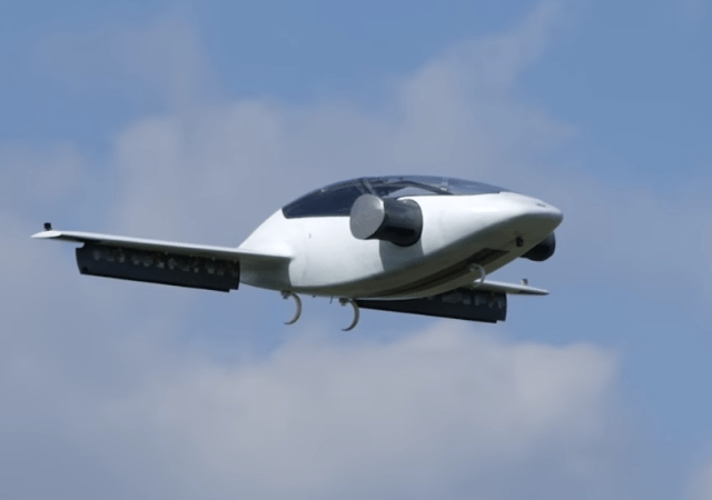 Lilium eVTOL Jets Aim To Be First To Offer Ride-Sharing Autonomous Flights