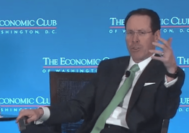 In a 5G World, You Can Connect Millions of IoT Devices Per Square Mile, Says AT&T CEO