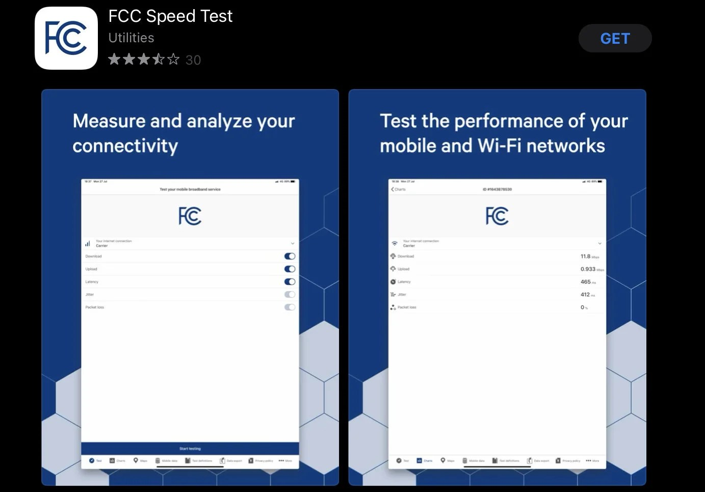 FCC Releases Its Own Internet Speed Test App