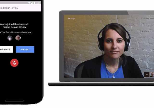 Google Adds Hangouts Video Call Support To Slides