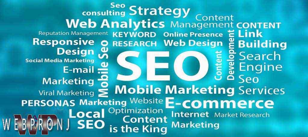 WebProNJ - SEO - Search Engine Optimization