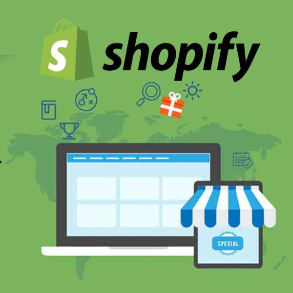 Build Shopify Store - Web Pro NJ