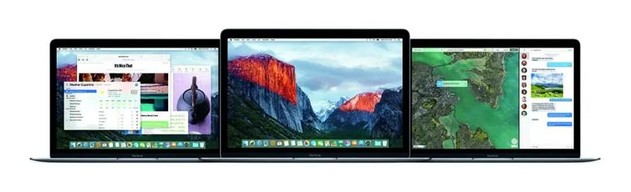 El Capitan, OS X, Apple