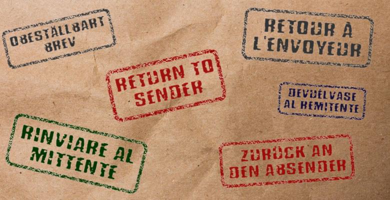 Options for Handling International Returns