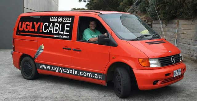 Ugly Cable Van