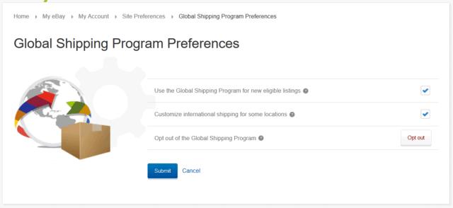 GSP preferences