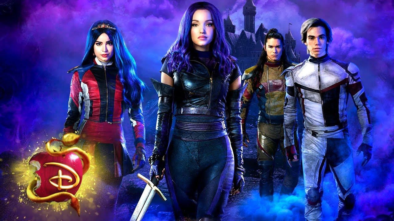Disney Descendants 3 Cast, Trailer, Release Date