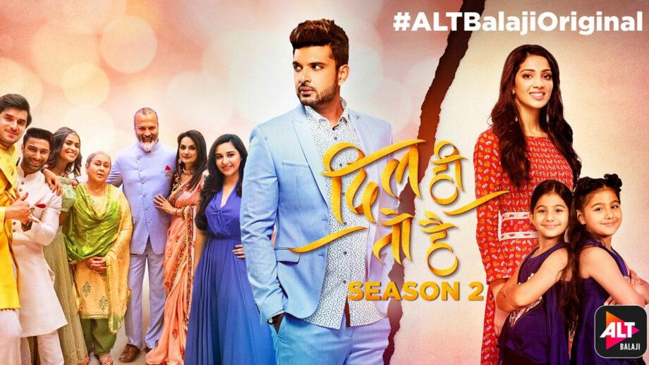 ALTBalaji Dil Hi Toh Hai Season 3 Review, Cast, Release Date