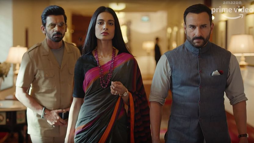 Saif Ali Khan Amazon Prime Dilli Release Date, Cast, Trailer, Review