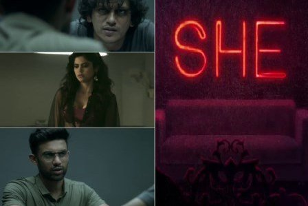 Netflix She Review Aaditi Pohankar Dazzles In Thriller
