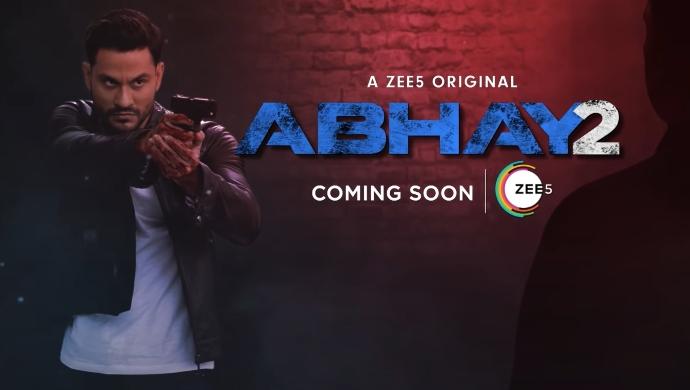 Zee5 Abhay Season 2 Web Series Promo: Ram Kapoor Dangerous Look