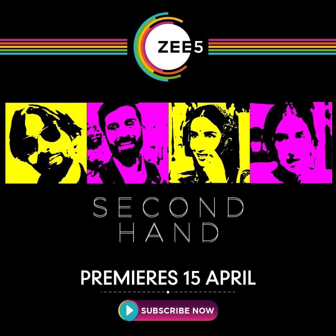 Zee5 Second Hand Release Date, Cast, Trailer, Plot, Review