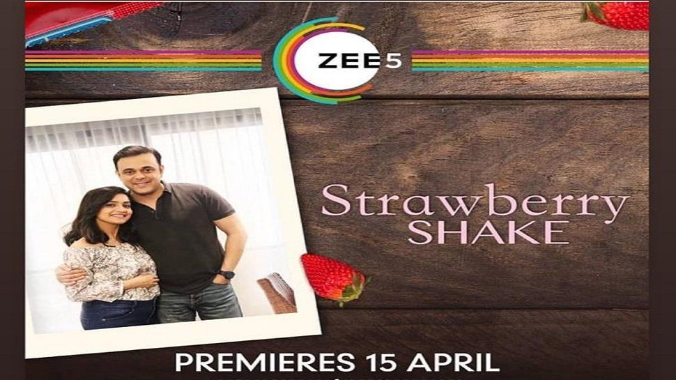 Zee5 Strawberry Shake