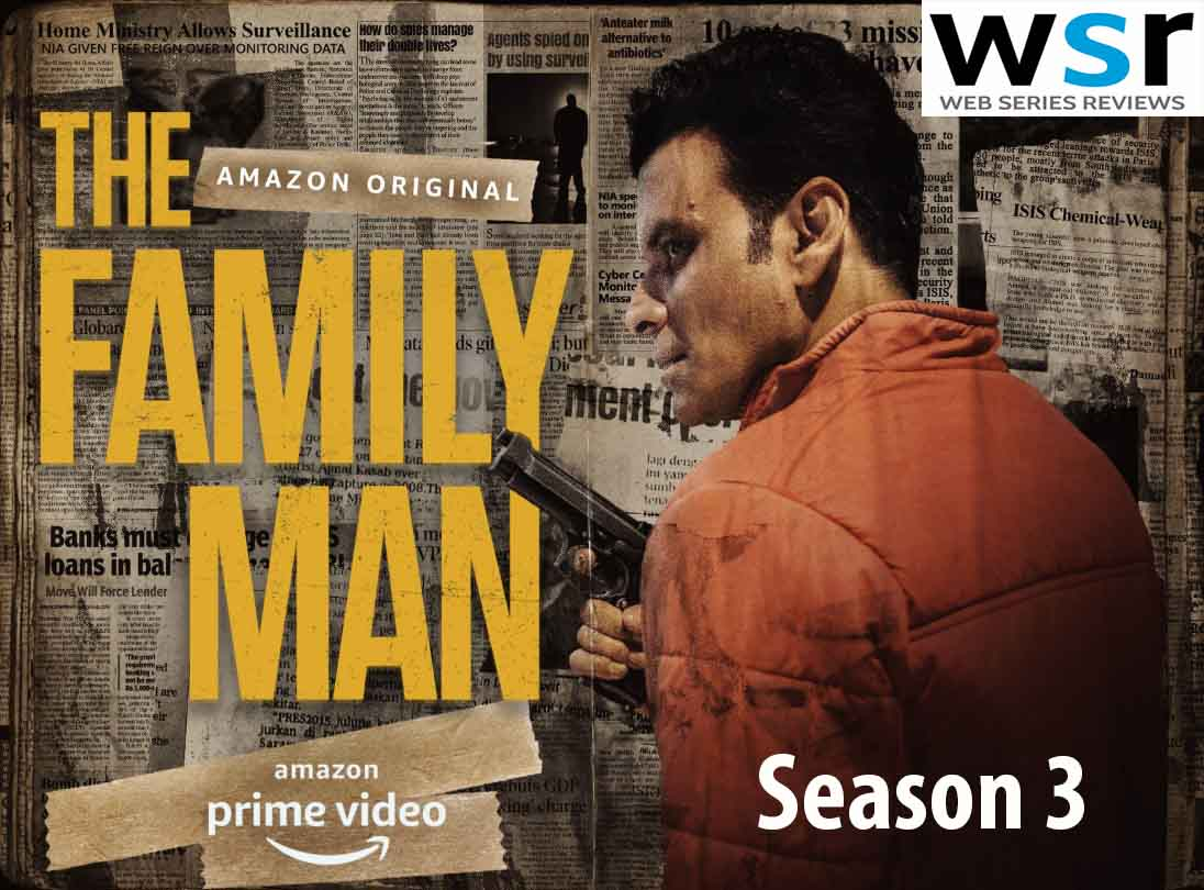 Amazon Prime The Family Man Season 3 Release Date, Cast, Story, Trailer