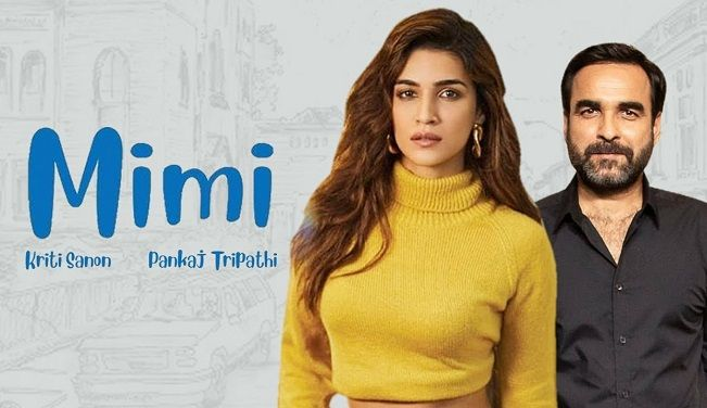 Mimi Movie Kriti Sanon Release Date on OTT, Cast, Trailer, Story