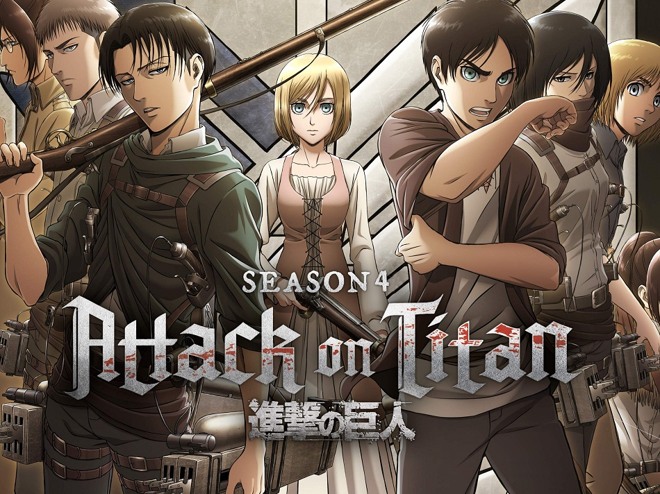 Attack on Titan Season 4 Release Date, Cast, Trailer, Story,