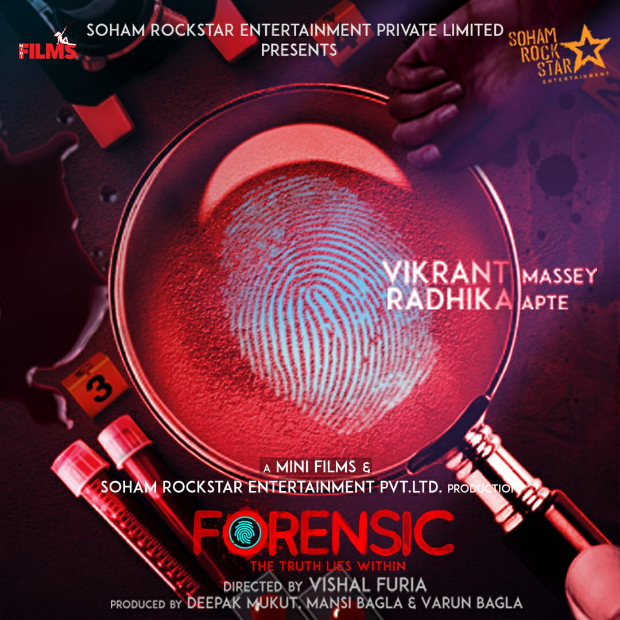 Vikrant Massey and Radhika Apte's Forensic Movie Release Date, Cast, Trailer