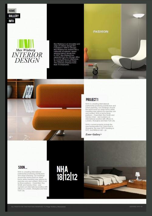 Freelance Interior Design Consultant