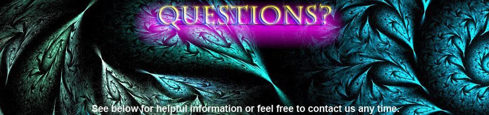 questions banner image
