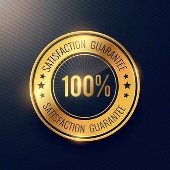 Satisfaction Guarantee Image