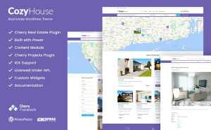 Real estate Website Design Image