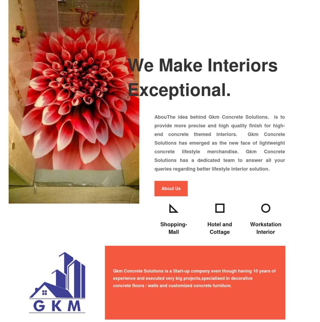 Gkm Concrete Solutions