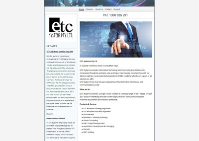 ETC Systems