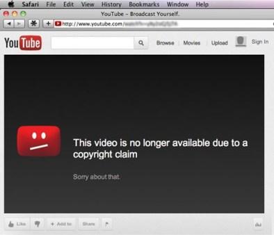 how to avoid copyright infringement on youtube