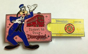 The Annual Pass Bonus Pin