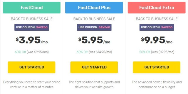 Best website hosting in the UK - FastComet