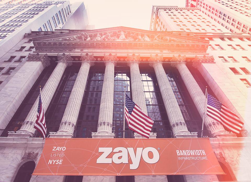 Zayo Adds Unique Fiber Network Routes Between Los Angeles, San Diego, Phoenix, Tucson, El Paso, Ft. Worth and Dallas