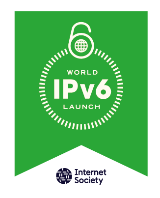 On this 8th World IPv6 Launchiversary, Help Us Get More Websites Available Over IPv6 2