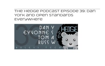 Listen to the Hedge Podcast 39 to Learn about the Open Standards Everywhere Project 2