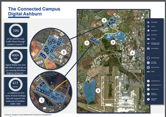Digital Realty Plans Massive Cloud Campus in Northern Virginia 4